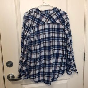 Merona Tops - Merona Plaid Shirt